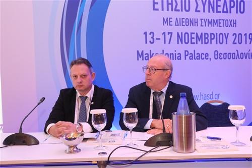 33o Πανελλήνιο Ετήσιο Συνέδριο Ελληνικής Εταιρείας Μελέτης & Εκπαίδευσης για τον Σακχαρώδη Διαβήτη | 14/11/2019 | ΑΛΕΞΑΝΔΡΟΣ