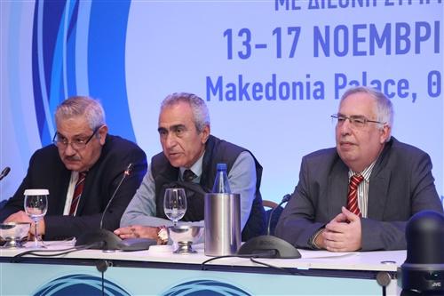 33o Πανελλήνιο Ετήσιο Συνέδριο Ελληνικής Εταιρείας Μελέτης & Εκπαίδευσης για τον Σακχαρώδη Διαβήτη | ΑΛΕΞΑΝΔΡΟΣ | 15/11/2019