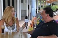 Η Μάρνη με τον  κο Χαρίλαο Σφήκα διευθ. σύμβουλος της