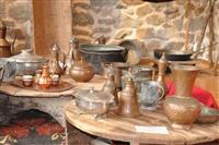 Εικόνες από το Λαογραφικό Μουσείο του Μονοπήγαδου.
