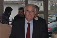 Γιώργος Παρχαρίδης καθηγητής καρδιολογίας-πρώην πρόεδρος της Παμποντιακής Ομοσπονδίας Ελλάδος.