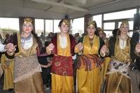 Χορευτικά στιγμιότυπα της εκδήλωσης.