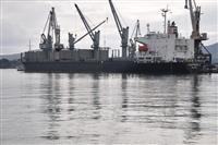 Το λιμάνι του Βόλου.