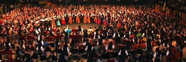 4ο Πανελλαδικό Φεστιβάλ Ποντιακών Χορών