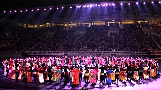 8ο Πανελλαδικό Φεστιβάλ Ποντιακών Χορών