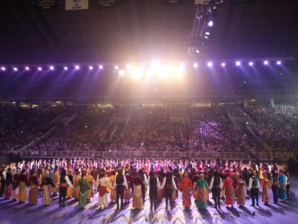 - 8ο Πανελλαδικό Φεστιβάλ Ποντιακών Χορών
