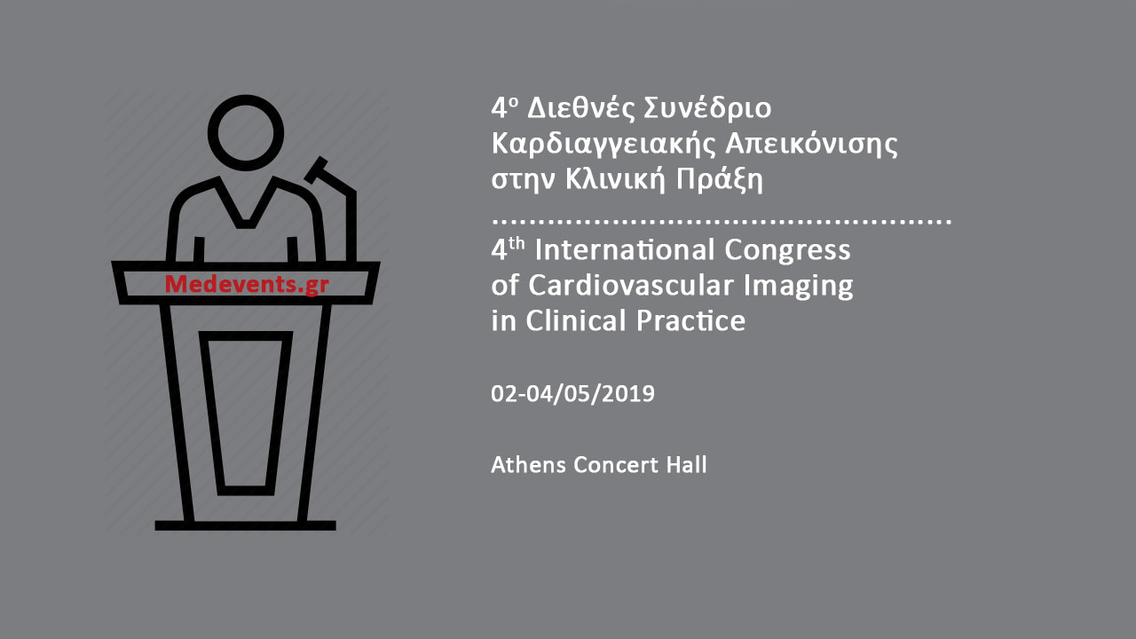 4th International Congress of Cardiovascular Imaging in Clinical Practice