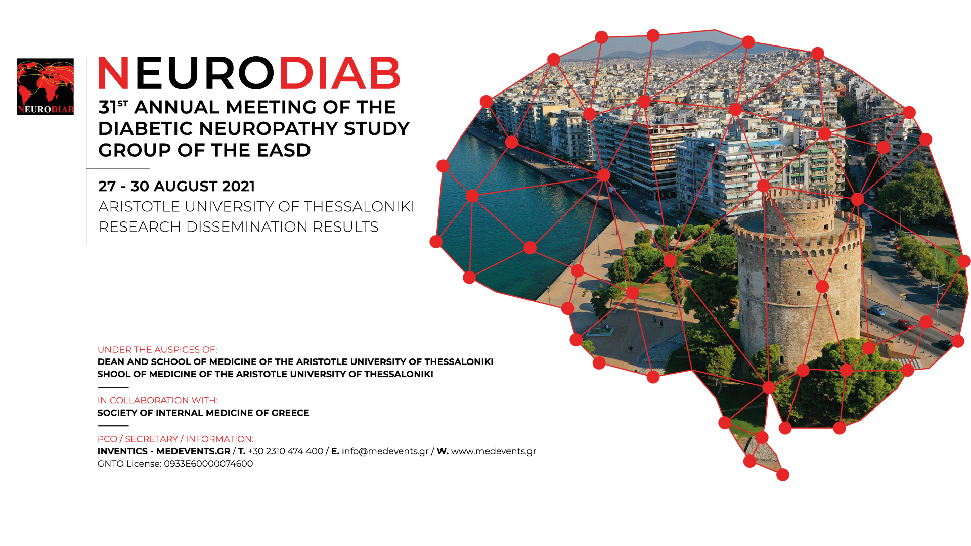 31st Annual Meeting of the Diabetic Neuropathy Study Group of the EASD