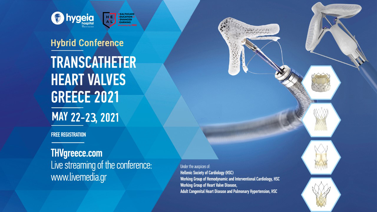 Transcatheter Heart Valves Greece 2021
