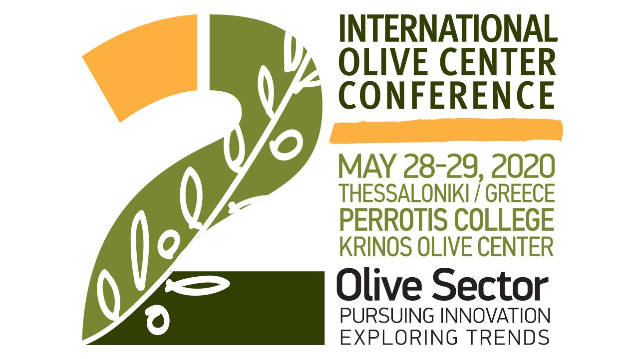 2ο Διεθνές Συνέδριο Κέντρου Ελιάς | Ελαιοκομικός Τομέας: Αναζητώντας την καινοτομία - ανακαλύπτοντας νέες τάσεις