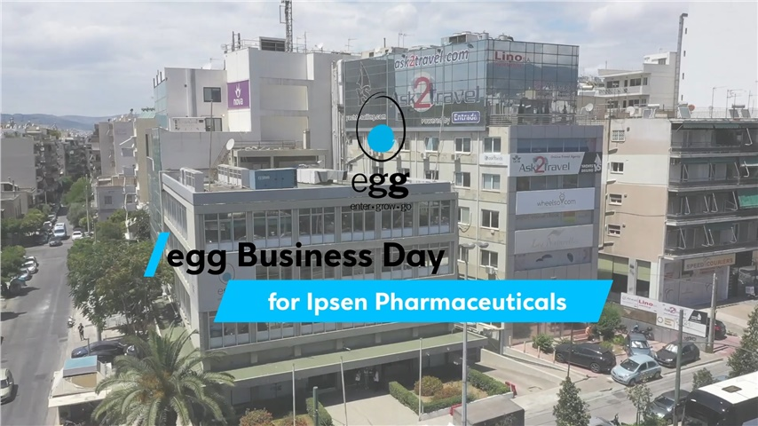 egg Business Day for Ipsen Pharmaceuticals
