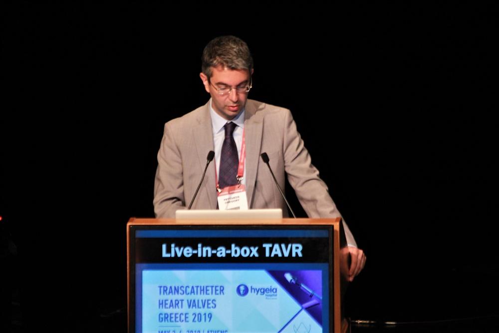 Transcatheter Heart Valves Greece 2019