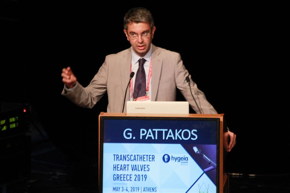 Transcatheter Heart Valves Greece 2019
